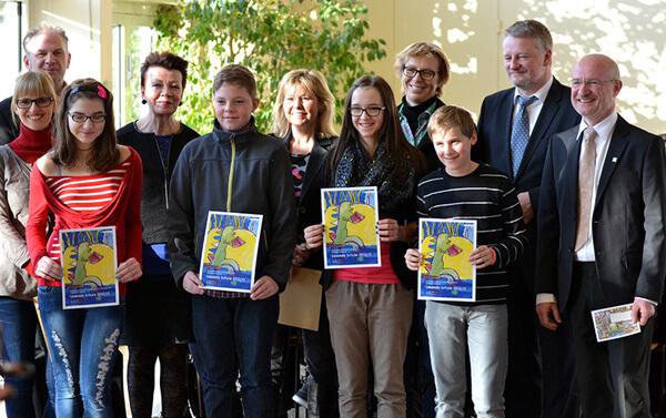Prix «Ecole qui lit» pour le LFA