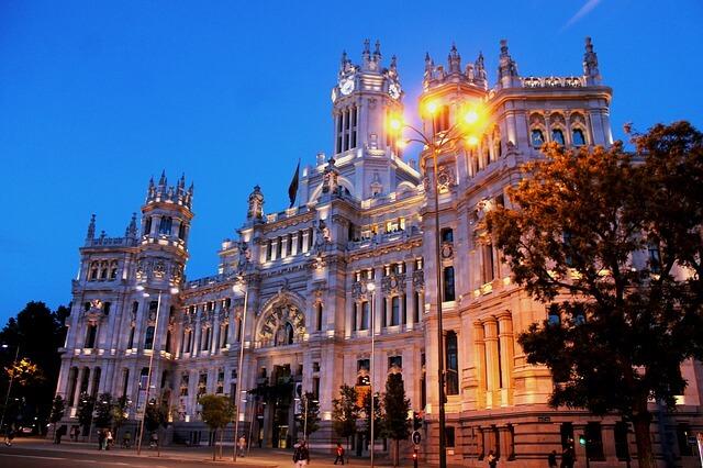Impressionen vom Madrid-Austausch 2011/12 der Klassenstufe 2e