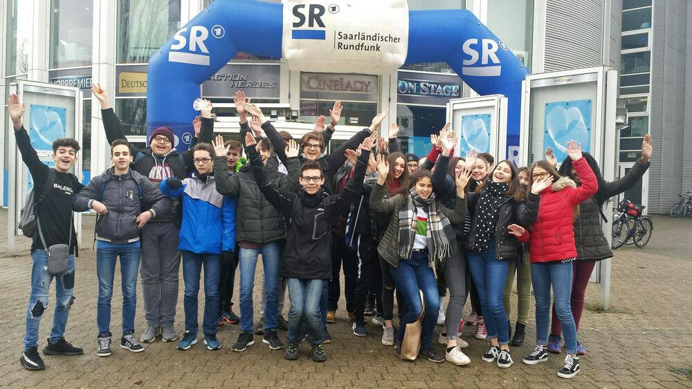 9SL2-SL3 : Deutschunterricht beim Max-Ophüls-Festival