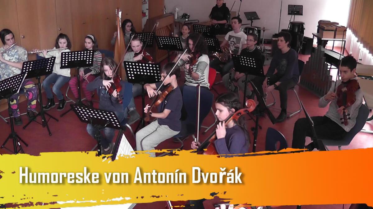 """Schulorchester bei """"auftakt!"""""""