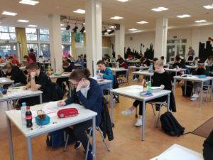Epreuves écrites du baccalauréat franco-allemand