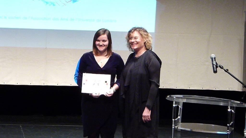 Deutsch-französischer Studienpreis für Camille Strehl