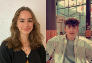 Neue SV-Mitglieder Clara Niesporek & Lois Groß