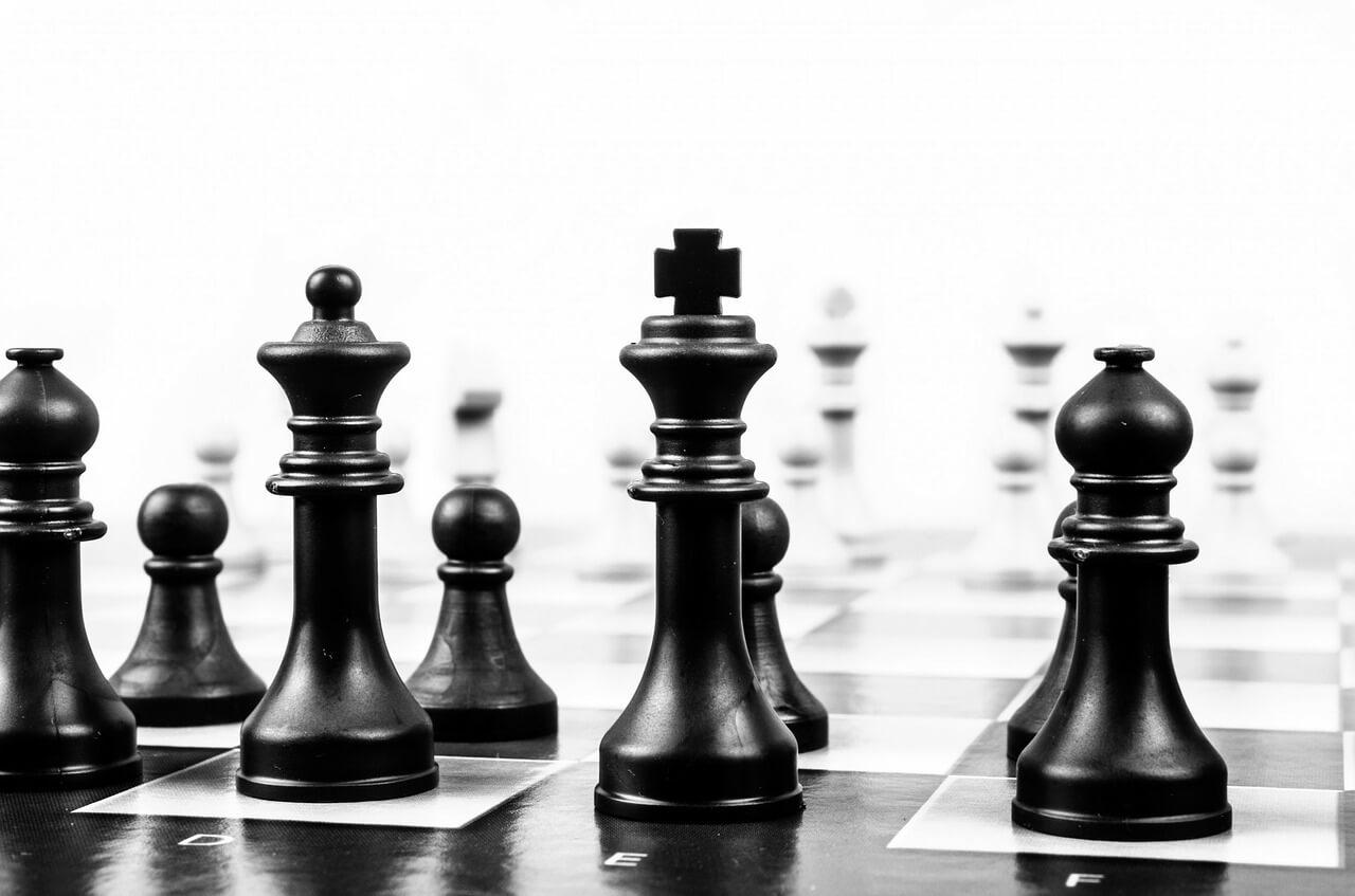 Start der Schach-AG nach den Herbstferien