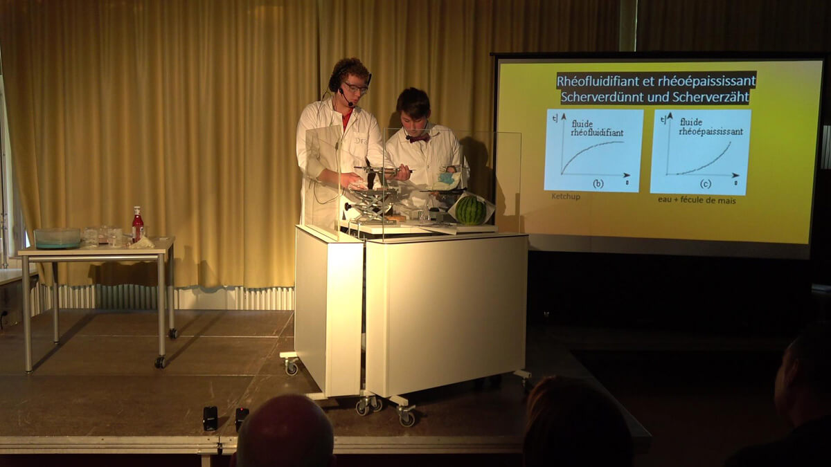 Science Slam am DFG