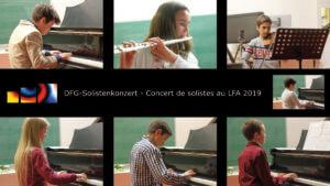 DFG-Solistenkonzert 2019