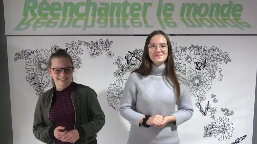 Reportage vidéo sur la journée des langues 2018 au LFA