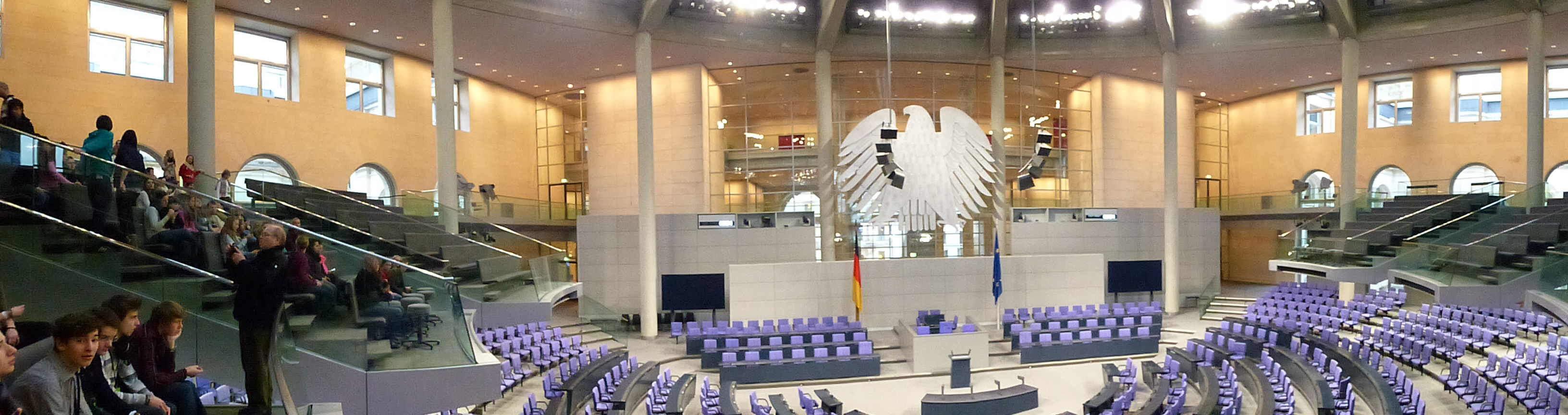 Voyage à Berlin des 2ndes S3 et ES