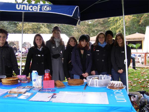 Ergebnisse des UNICEF-Laufs 2010