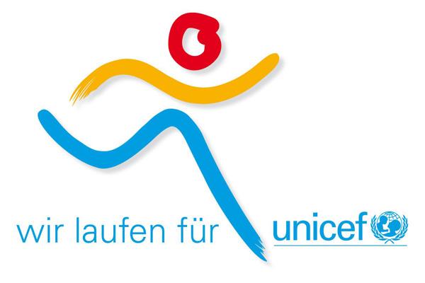 Wir laufen für Unicef