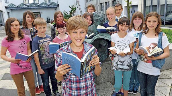 DFG-Schüler Tom Niesporek bester Vorleser des Saarlands