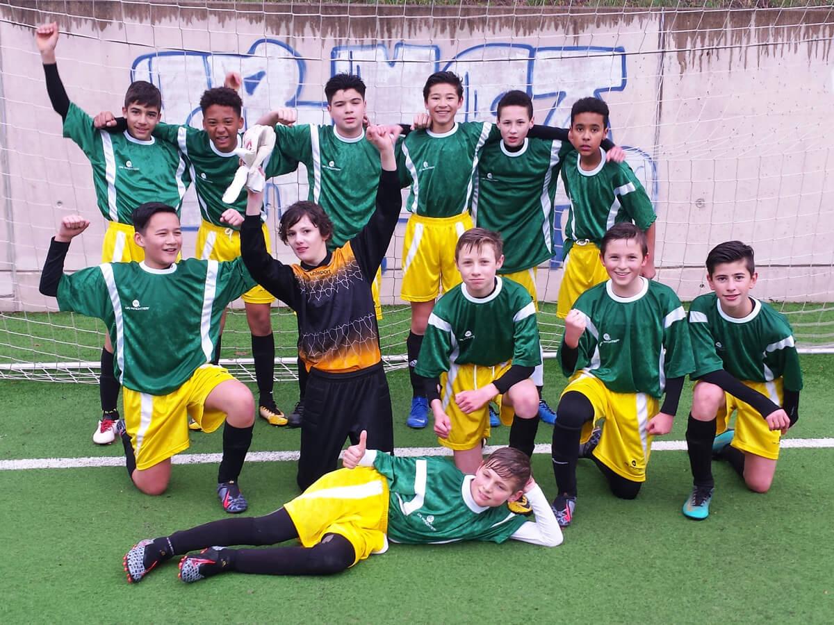 """Fußballturniere """"Jugend trainiert für Olympia"""""""