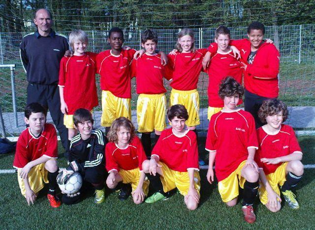 Grâce à leurs trois victoires, les jeunes footballeurs de la catégorie 1999-2001 (la WK 3) participeront à la phase finale des « JtfO »
