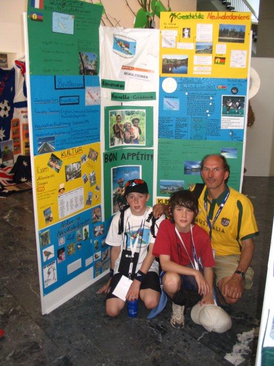 """Bundeswettbewerb """"EineLebensWelt""""Meisterschaft zur WM 2010"""