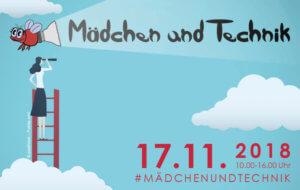 """""""Mädchen und Technik""""-Aktionstag"""
