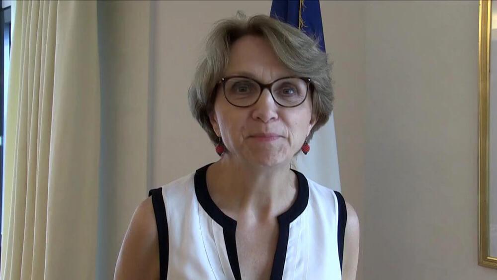 Grußbotschaft der französischen Botschafterin Anne-Marie Descôtes zum Schuljahresbeginn