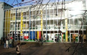 Deutsch-Französisches Gymnasium in Buc (Versailles)