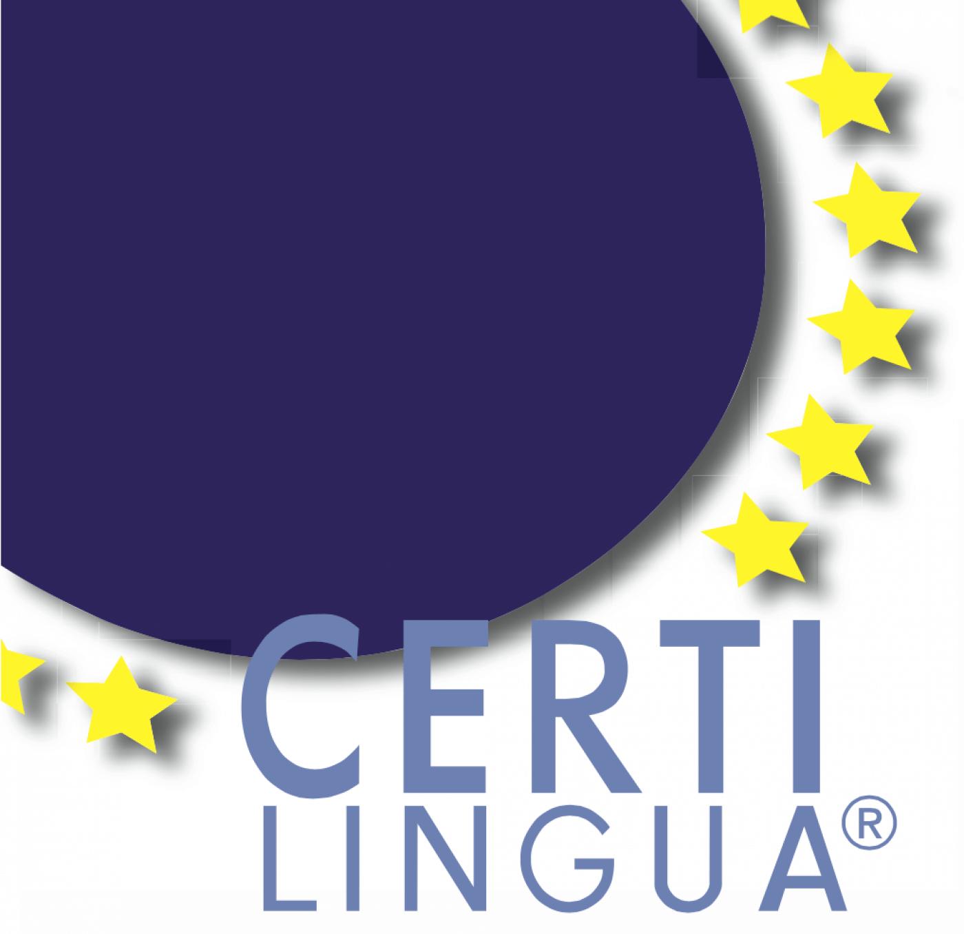 Double certification «Certilingua»