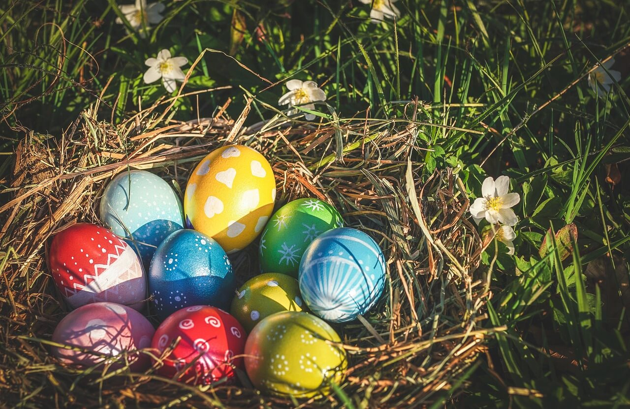 Das DFG wünscht schöne Osterferien!