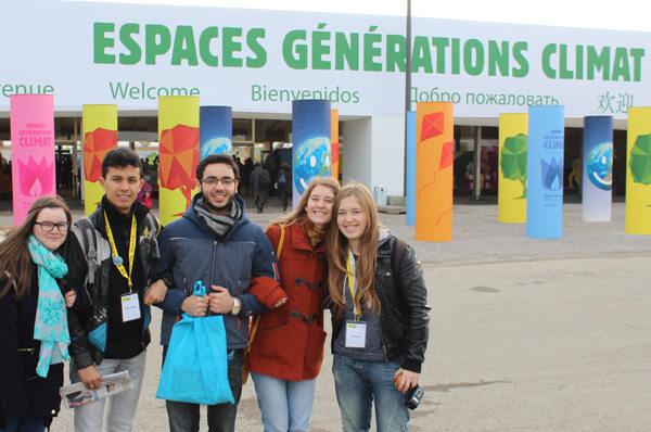 UN-Klimakonferenz COP21 in Paris – Bericht von DFG-Schülerin Yolanda Stabel