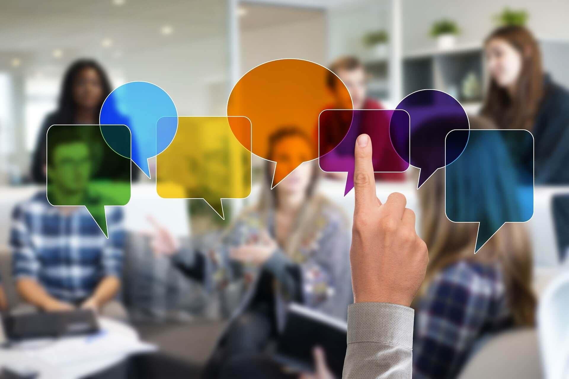 Soirée d'information en ligne sur les programmes d'échanges individuels