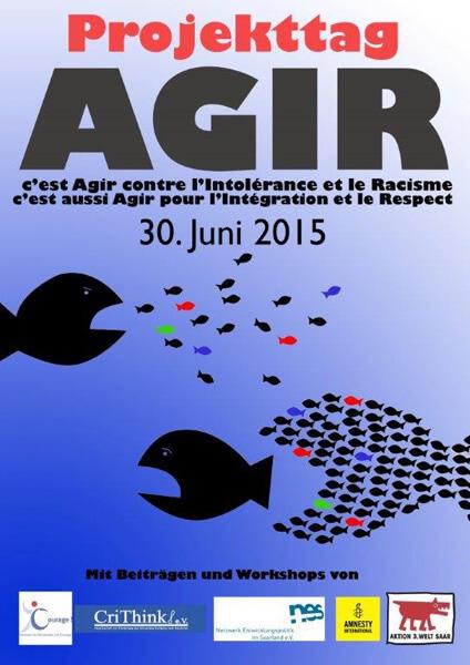 AGIR-Projekttag