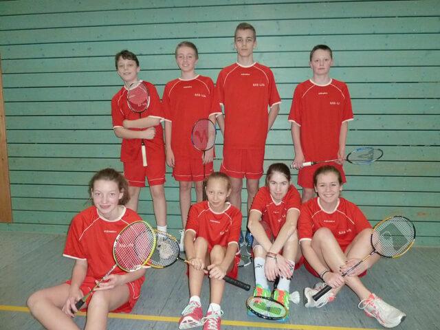 """""""Jugend trainiert für Olympia"""" – Badminton"""