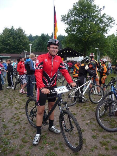 Impressionen von Jugend trainiert für Olympia 2012 – Mountainbike
