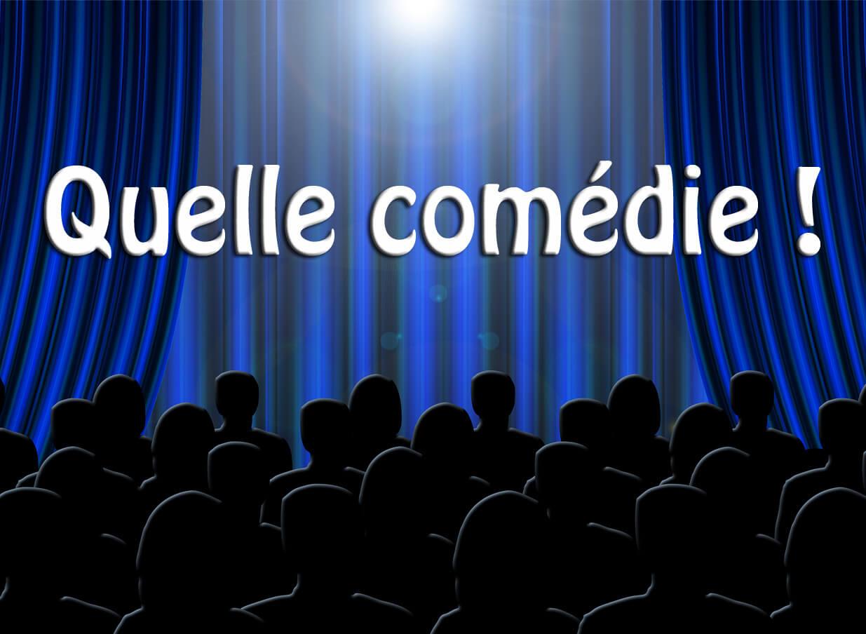 Quelle Comédie ! Vorstellungen der DFG-Theater-AG