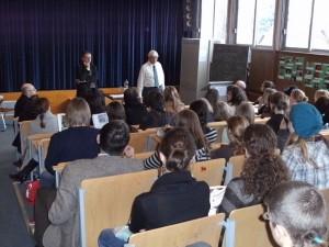 Professor John Steiner am DFG